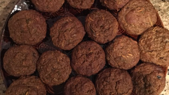 Photo of Gluten-Free Zucchini Carrot Muffins by swalker3