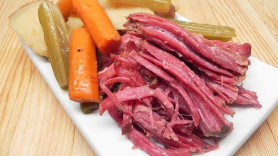 Photo of Sarah's Slow-Cooker Corned Beef and Cabbage by SarahLayne