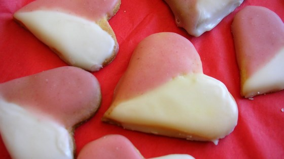 Photo of German Heart Cookies by Lena