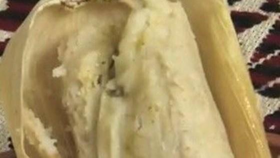 Photo of Poblano and Cheese Tamales (Tamales de Rajas con Queso) by cocinaidentidad