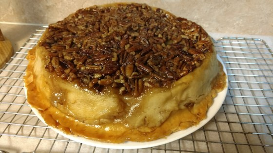 Photo of Upside-Down Apple Pecan Pie by TJ4GOD721
