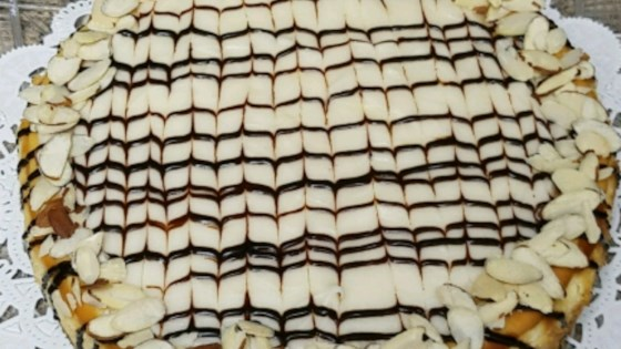 amaretto cheesecake i review by stephanie