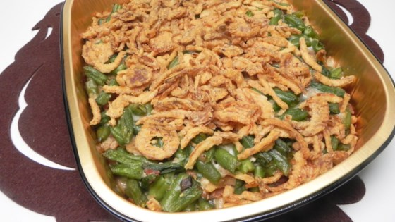 Photo of A Hearty Green Bean and Sausage Casserole by LEEPERGAL
