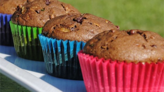 Photo of Chocolate Zucchini Muffins by Larry B