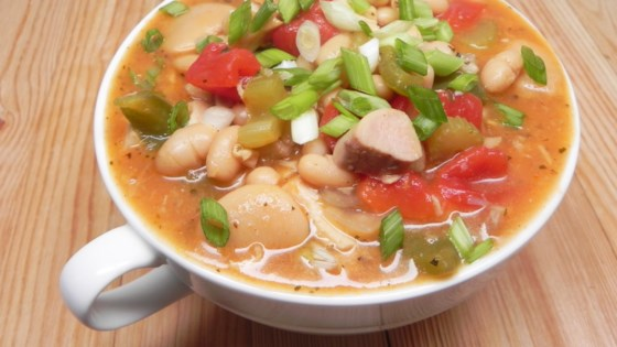 Photo of 30-Minute White Bean Chili by gigi