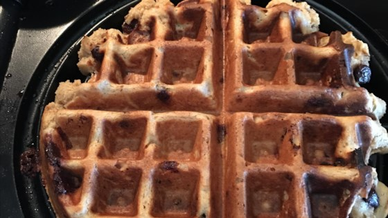 Photo of Coconut Chocolate Chip Waffles by David