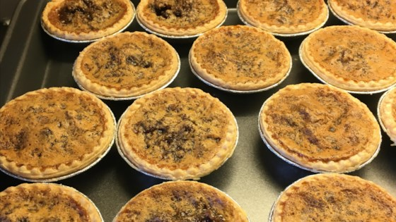 Photo of Mrs Welch's Butter Tarts by Jan Mowbray