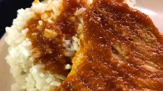 Easy Tangy Pork Loin Chops