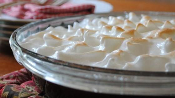 Photo of Margaret's Southern Chocolate Pie by Becky