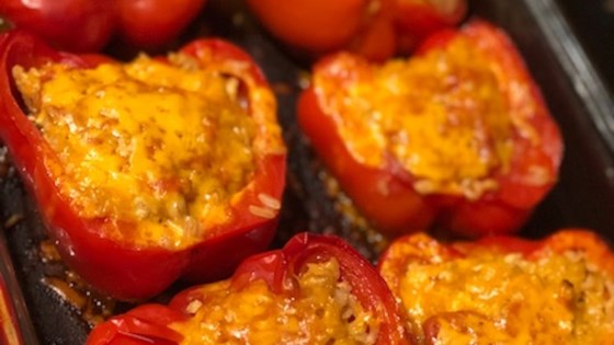 Photo of Basmati Rice and Turkey Stuffed Peppers by Emily Ott