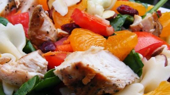 Photo of Mandarin Chicken Pasta Salad by KATRINP