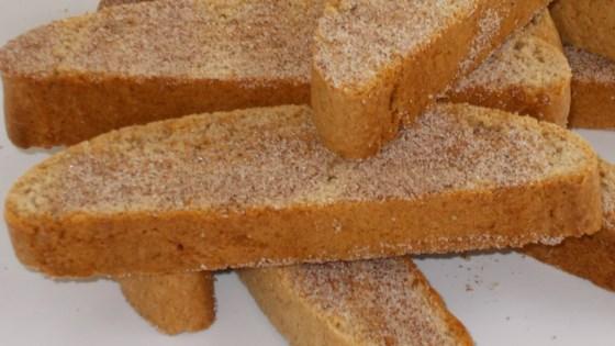 Photo of Cinnamon Sugar Biscotti by SARA LEE