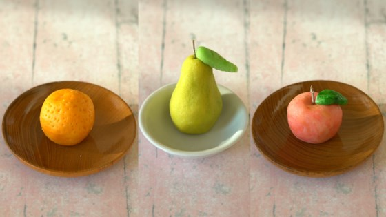 Photo of Marzipan Fruits  by kinga