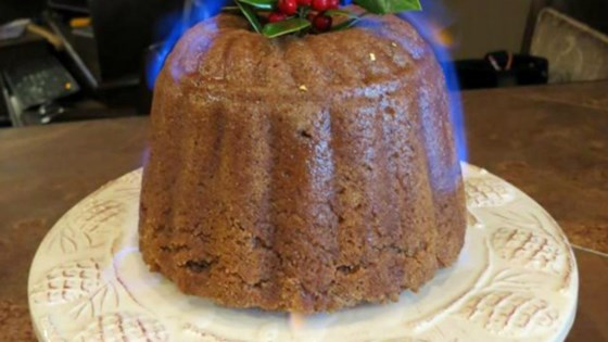 Photo of Christmas Plum Pudding by HEATHER.WRAY