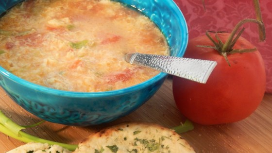 Photo of Chinese Tomato and Egg Soup by EdwardHan