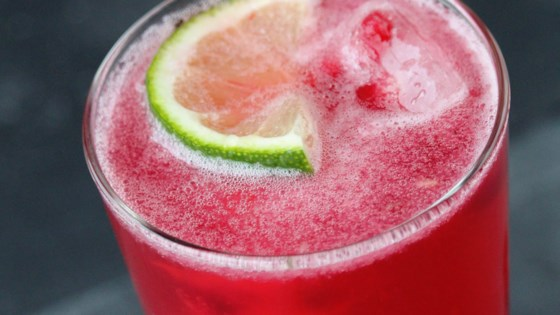 Photo of Light Cranberry-Coconut Refresher by lutzflcat