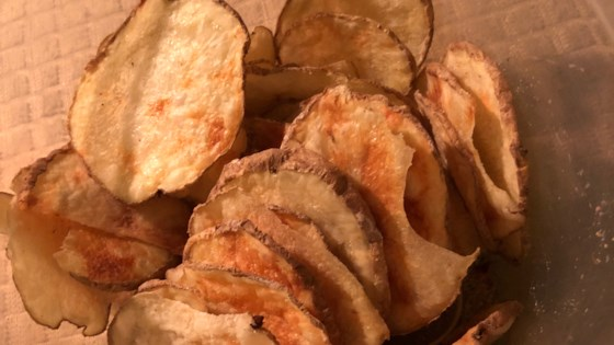 Photo of Microwave Potato Chips by METALFRAGGLE