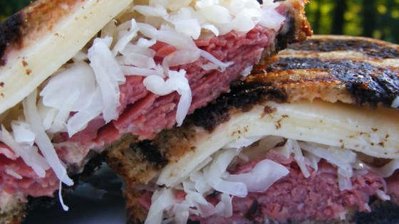 Photo of Reuben Sandwich II by sal
