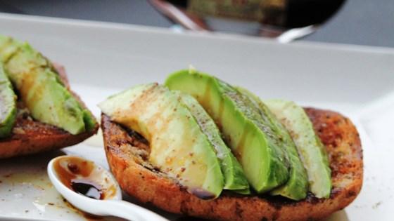 Photo of Balsamic Avocado Toast by Thiswaytomytummy