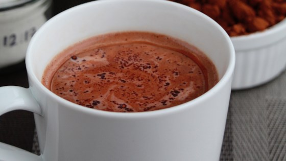 Photo of Christmas Morning Hot Chocolate  by fuoco la sopra
