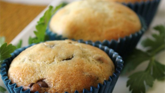 Photo of Chocolate Chip Banana Muffins by Lois  Gordon