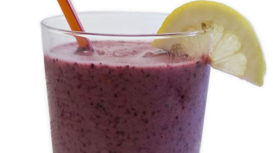 Photo of Lemon Berry Smoothie by LISALC98