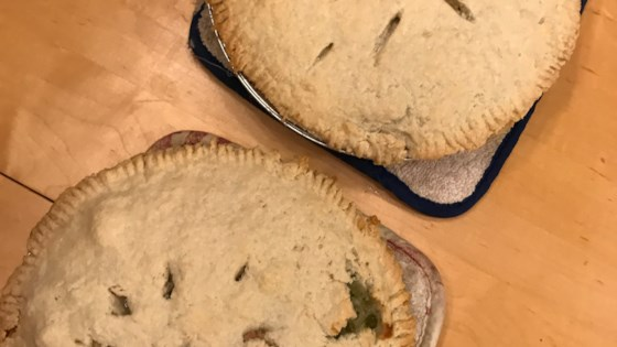 Photo of Pheasant Pot Pie by Dani Forsey Brown