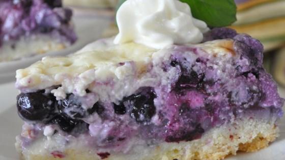 Photo of Nova Scotia Blueberry Cream Cake by Paul