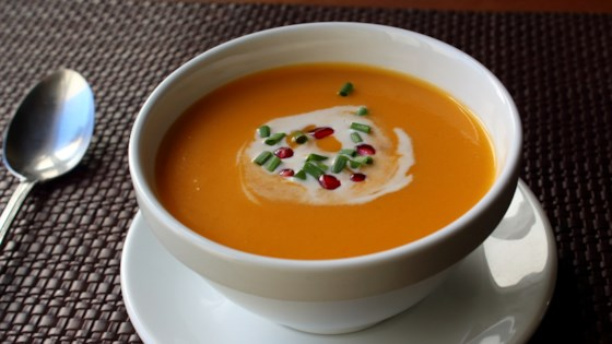 Photo of Chef John's Butternut Bisque by Chef John