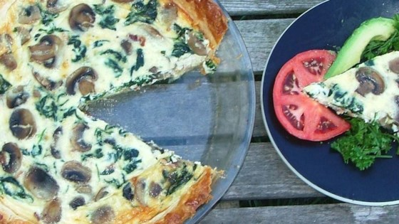 basic quiche by shelly review by edlyn