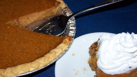 Photo of Praline Pumpkin Pie II by MFDay
