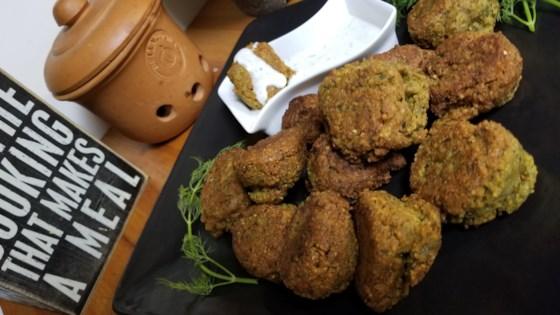 Photo of Pan-Fried Falafel Bites by Sahara B