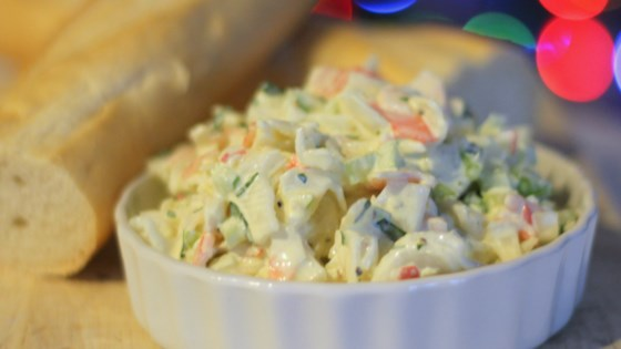 Photo of Delicious Krabby Salad Dip by Arizona Desert Flower