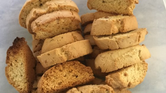 Anise Cookies III