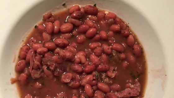 Photo of My Red Beans and Rice by Kelly Hughes