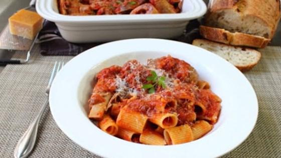 Photo of Chef John's Sunday Pasta Sauce by Chef John
