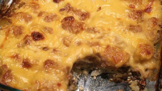 Photo of Tater Tot Hot Dish I by Terrie