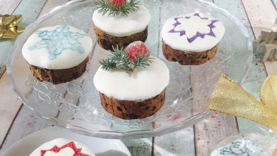 Photo of Mini Christmas Cakes by Ita