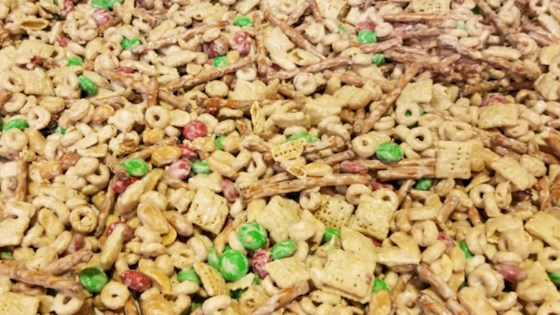 Photo of White Chocolate Snack Mix by Sue