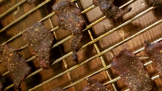 Photo of Sweet and Spicy Venison Jerky by Kristi Whittington