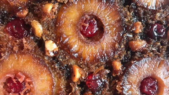 Pinele Upside Down Cake From Roy S Hawaiian Recipe