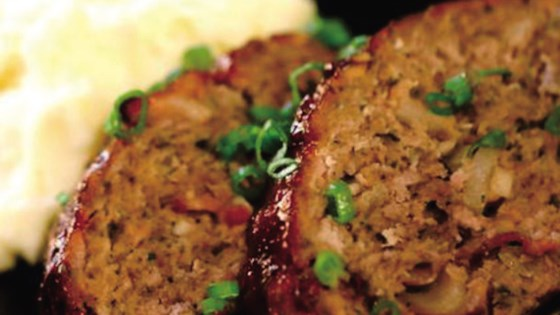 Air Fryer Meatloaf Recipe