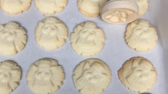 GG's Shortbread Cookies