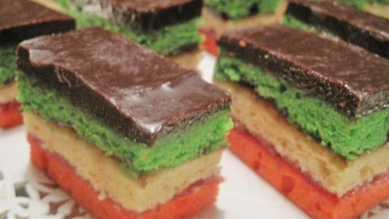 Photo of Rainbow Cookies by Penney