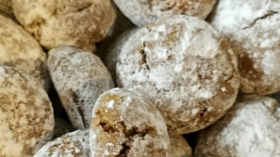 pfeffernusse cookies review by matt