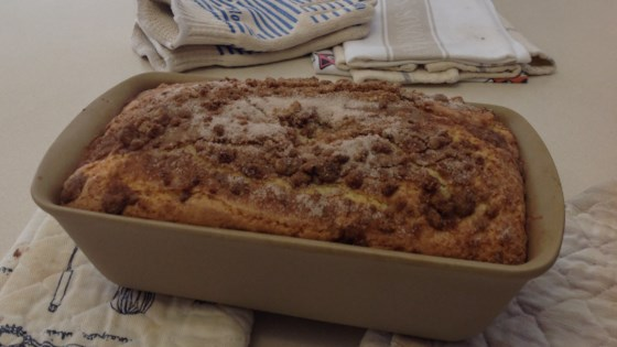 Sour Cream Coffee Cake III Recipe