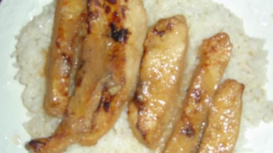 Photo of Asian-Inspired Honey-Vanilla Chicken by LaChefMadam