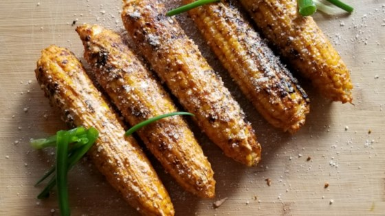 Photo of Mexican Grilled Corn by Chef John