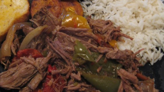 Photo of Ropa Vieja in a Slow Cooker by NC baking girl
