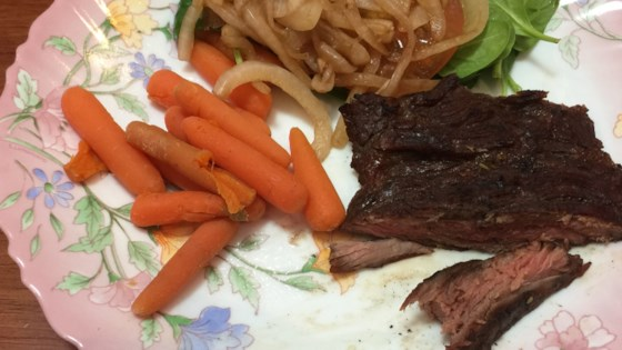 Photo of Grilled Stout Skirt Steak by Boomdog02